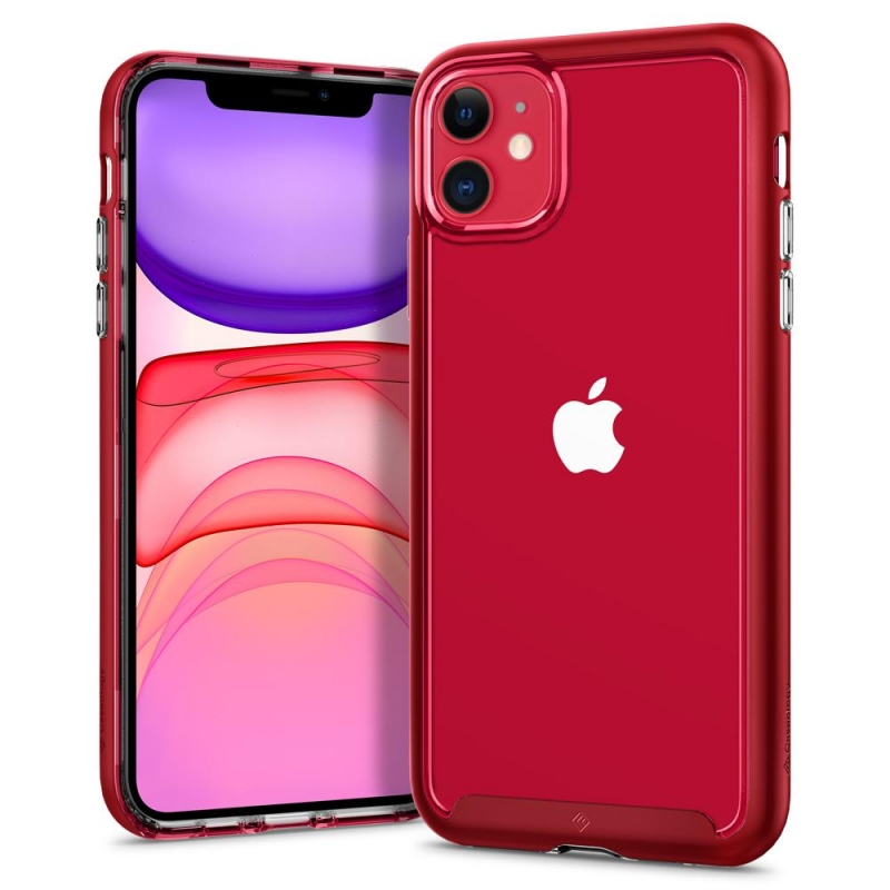 iPhone 11 Case Caseology Skyfall Case Red