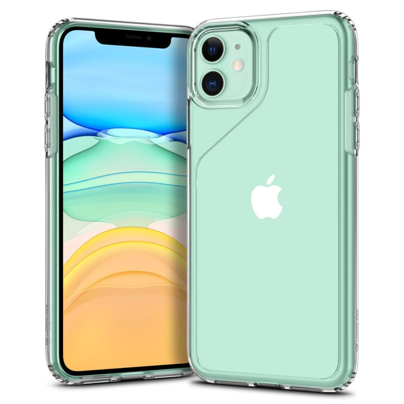 iPhone 11 Caseology Waterfall Clear