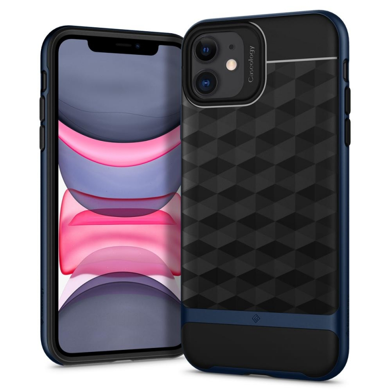 iPhone 11 Case Caseology  Parallax Series Case - Black