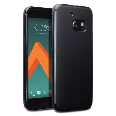HTC 10 Silicon Case Black