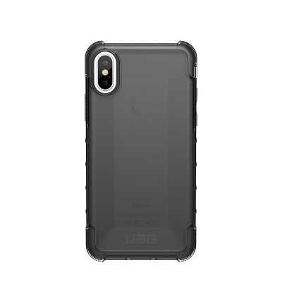 iPhone X UAG Plyo Feather-Light Case Ash