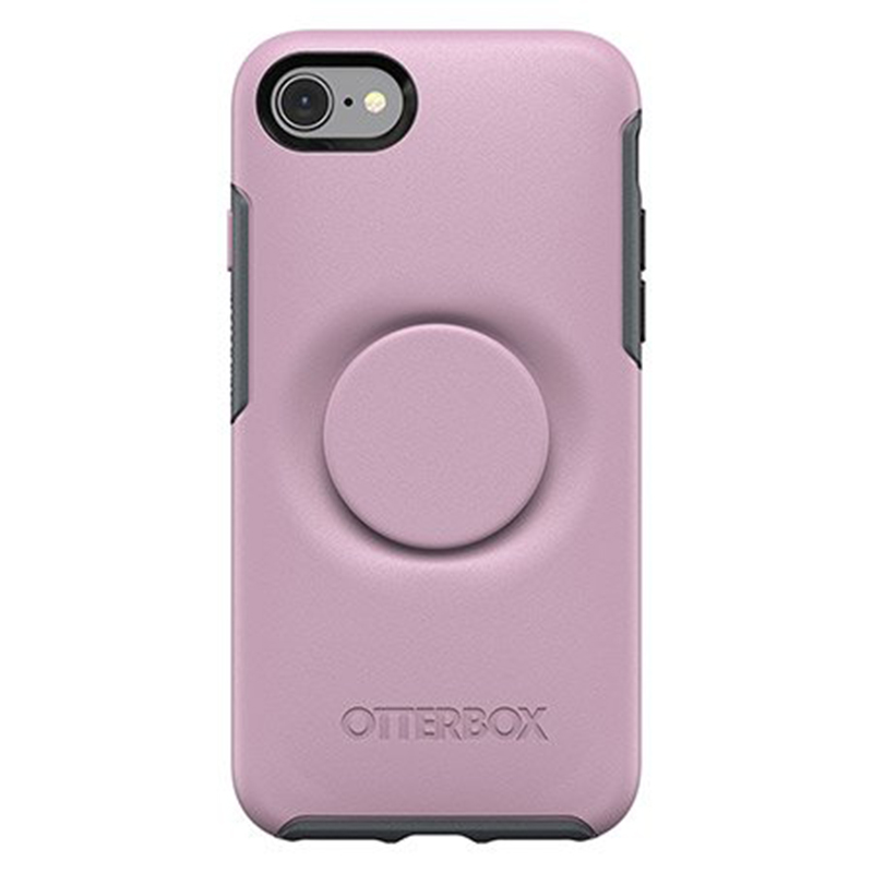 iPhone SE (2nd gen) /7/8 Otterbox with Pop Symmetry  | Baby Pink