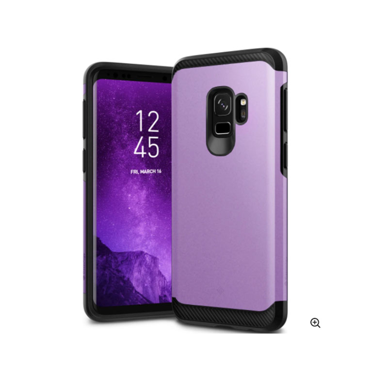 Samsung Galaxy S9 Caseology Legion Series Cover Lilac Purple