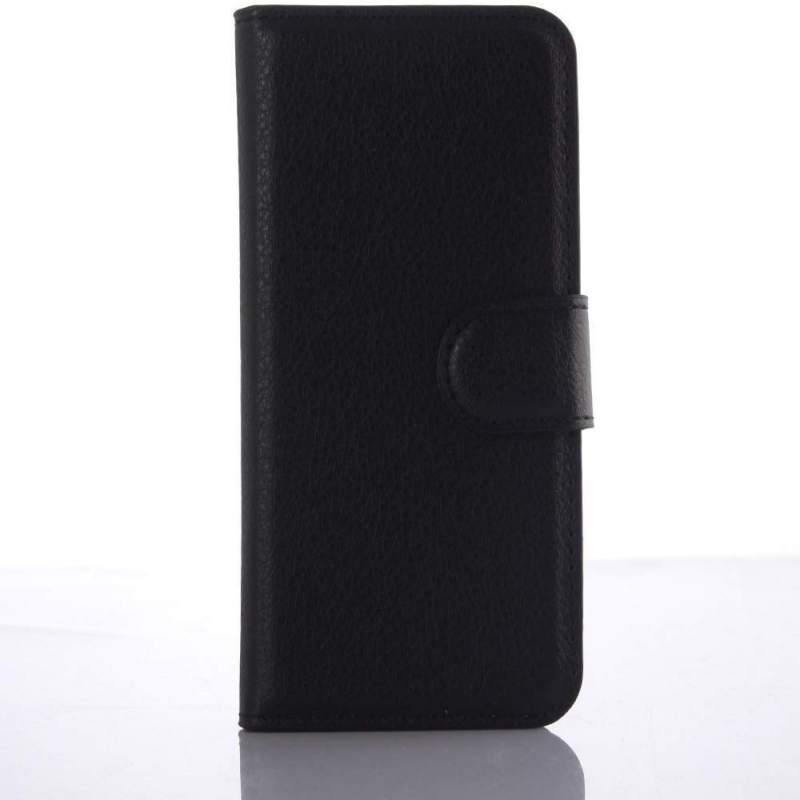 iPod Touch (5th/6th Generation) Wallet Case |Black