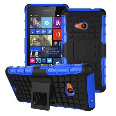 Nokia Lumia 535 Tyre Defender Blue