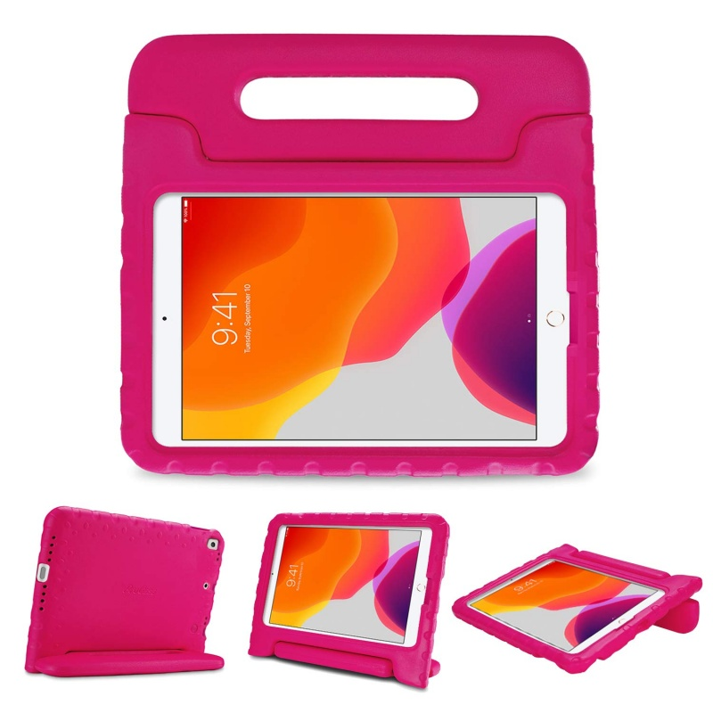 iPad Pro 10.5 Inch Kids Handle Stand Cover |Pink