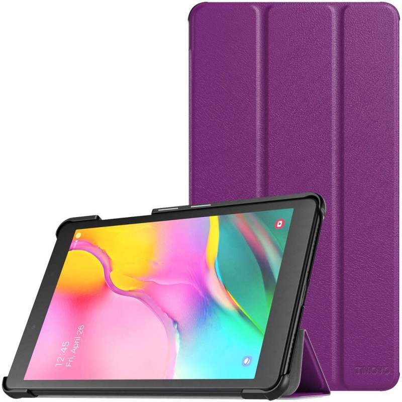 Samsung Galaxy Tab A-8.0 (2019) SM-T290 Slim Light  Case Purple