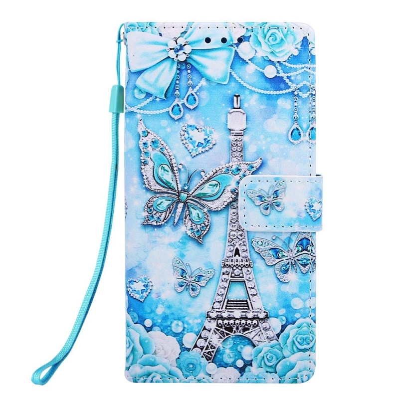 Samsung Galaxy A10 Wallet Case - Paris