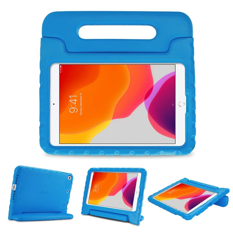 iPad Pro 10.5 Inch Kids Handle Stand Cover |Blue