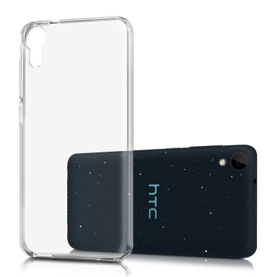 HTC 825 Silicon Case Clear