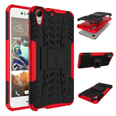 HTC 825 Tyre Defender Cover Red