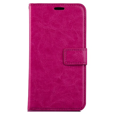Nokia Lumia 930 PU Leather Wallet Case Pink