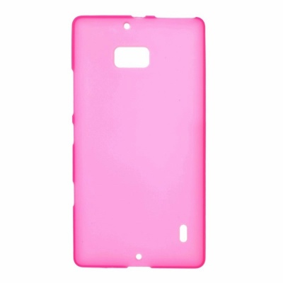 Nokia Lumia 930 Silicon Case Pink