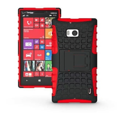Nokia Lumia 930 Tyre Defender Red