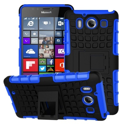 Nokia Lumia 950 Tyre Defender Blue