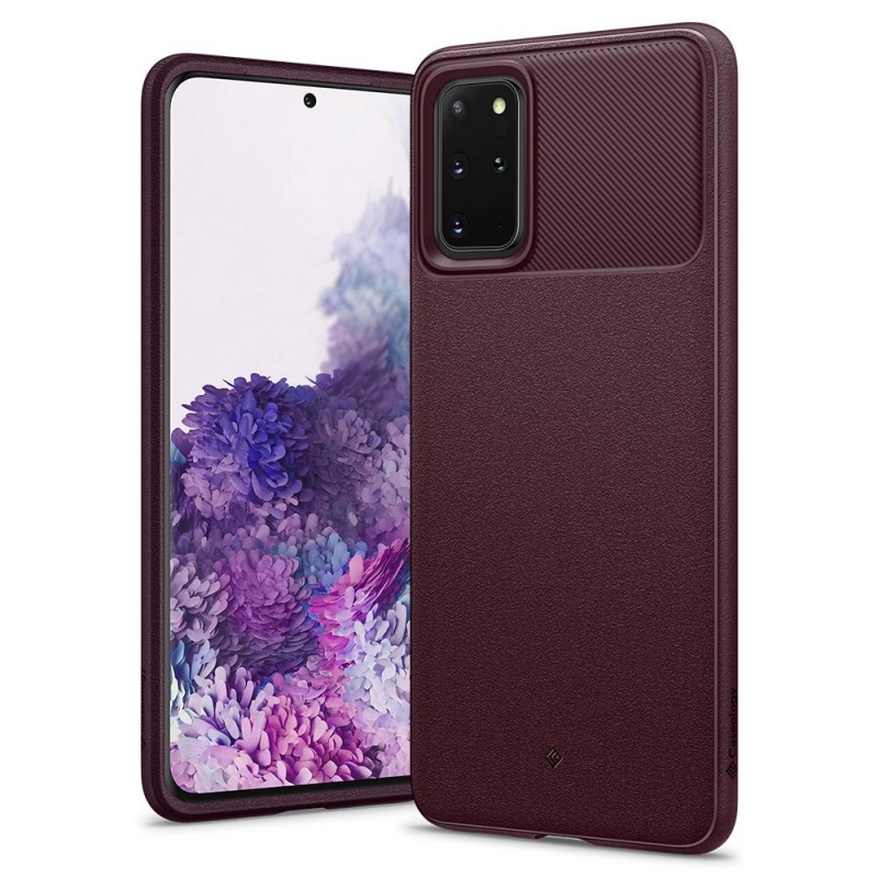 Samsung  Galaxy S20 Plus Vault Case - Burgundy