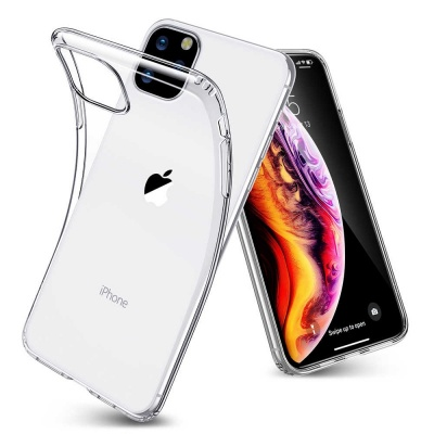 Iphone 11 Silicon Clear Case