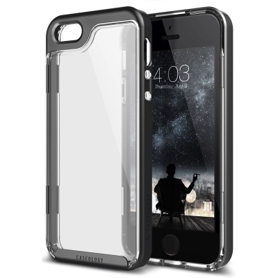 iPhone SE/5S/5 Caseology Skyfall Black