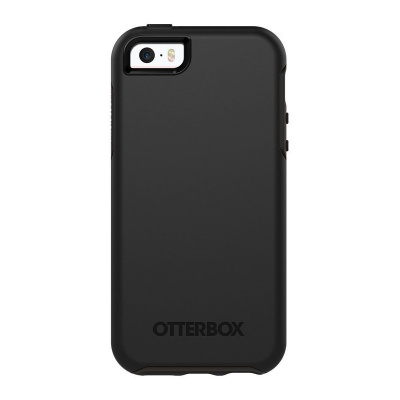 iPhone SE/5S/5 OtterBox Symmetry Series  Case Black