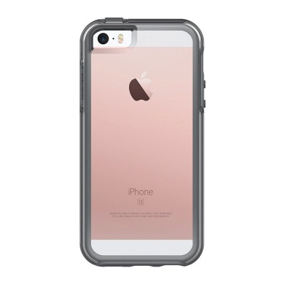 iPhone SE/5S/5 OtterBox Symmetry Clear Series  Case Grey
