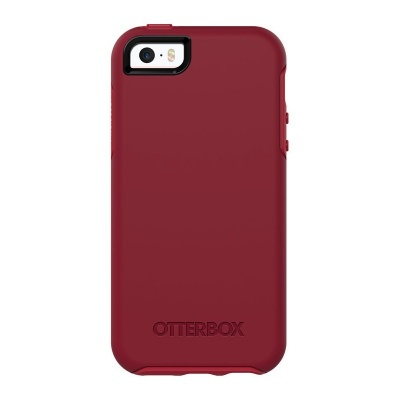 iPhone SE/5S/5 OtterBox Symmetry Series  Case Red