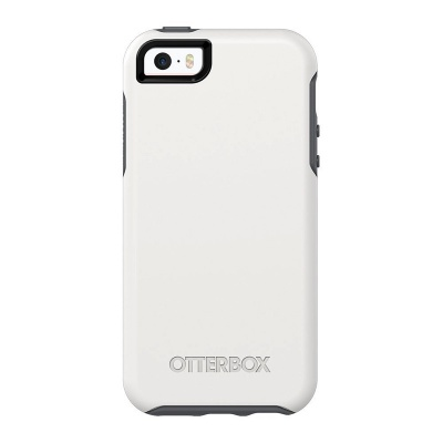iPhone SE/5S/5 OtterBox Symmetry Series  Case White