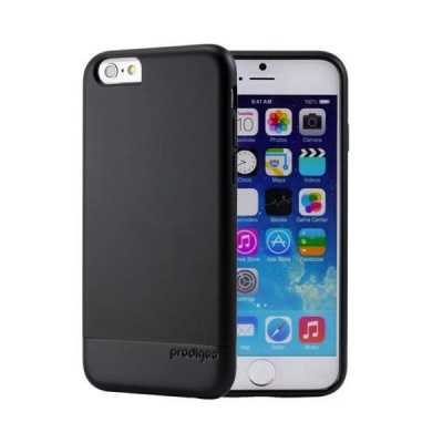 iPhone 6/6s Prodigee Accent Black
