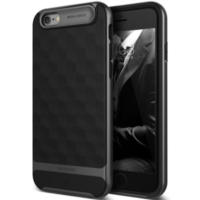 iPhone 6/6S Caseology Parallax Black