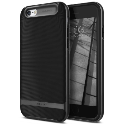 iPhone 6/6S Caseology Wavelength Black