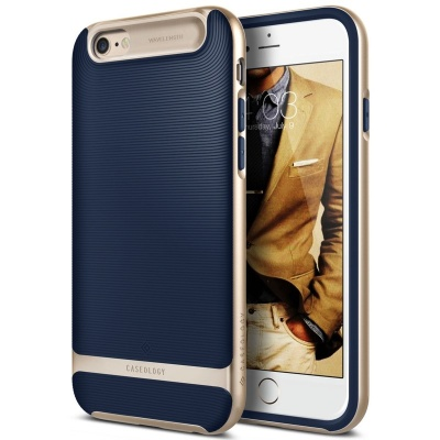 iPhone 6/6S Caseology Wavelength Blue