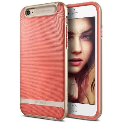 iPhone 6/6S Caseology Wavelength Pink