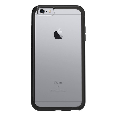 iPhone 6/6s OtterBox Symmetry Series Clear Case Black
