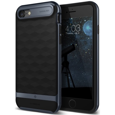 iPhone 7 / iPhone 8 Case Caseology Parallax Series- Blue