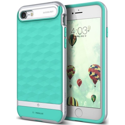 iPhone 7 / iPhone 8 Case Caseology Parallax Series- Mint