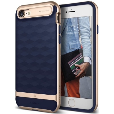 iPhone 7/8 Caseology Parallax Navy
