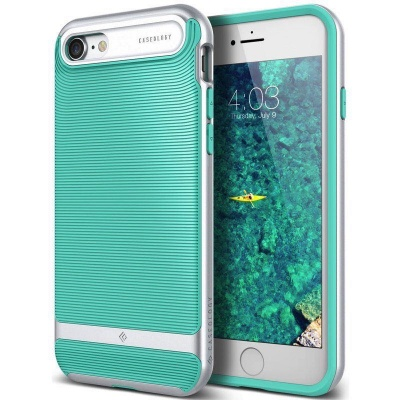 iPhone 7 / iPhone 8 Case Caseology Wavelength- Mint