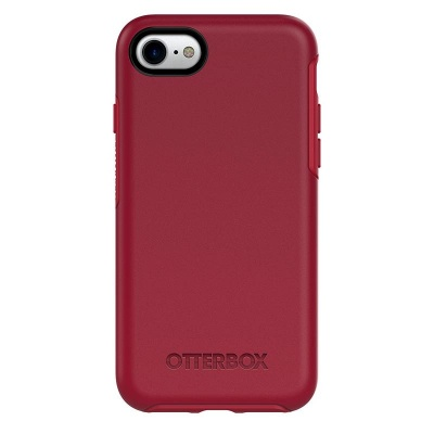 iPhone 7 / iPhone 8 Case OtterBox Symmetry Series- Red