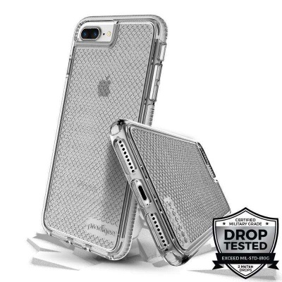 iPhone 7/8 Plus Prodigee Safetee Silver