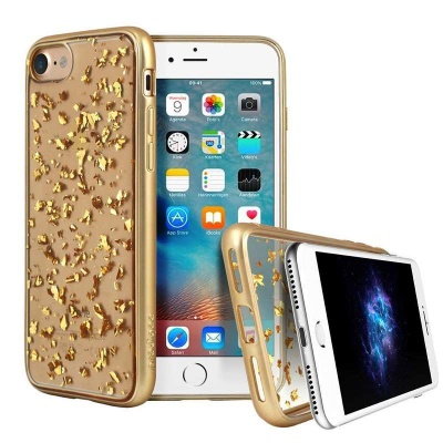 iPhone SE(2nd Gen) and iPhone 7/8 Case Prodigee Scene Treasure- Gold