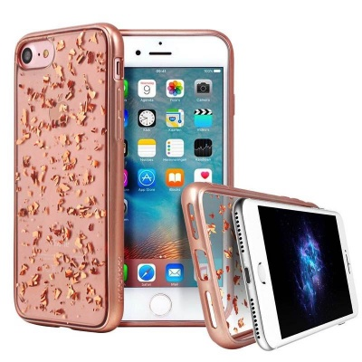 iPhone 7 / iPhone 8 Case Prodigee Scene Treasure- RoseGold