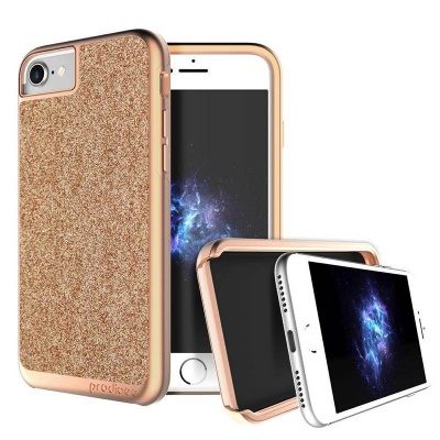 iPhone 7 / iPhone 8 Case Prodigee Sparkle- RoseGold