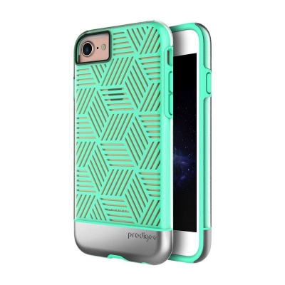 iPhone 7 / iPhone 8 Case Prodigee Stencil- Mint