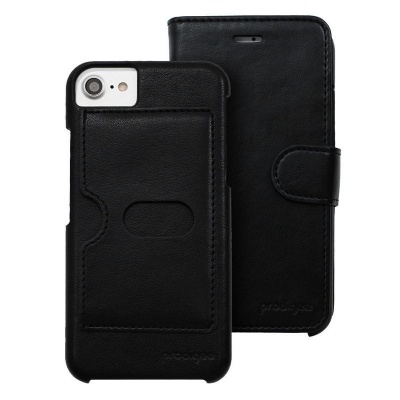 iPhone 7/8 Prodigee Wallegee Case Black