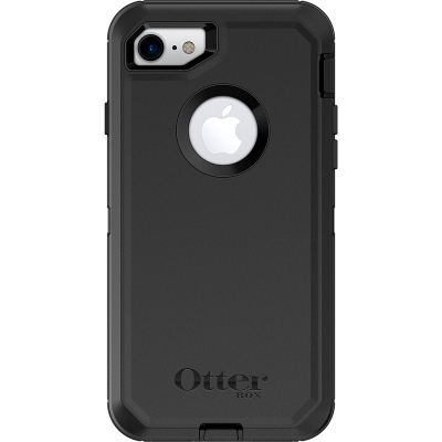 iPhone 7/8 OtterBox Defender Series Case Black