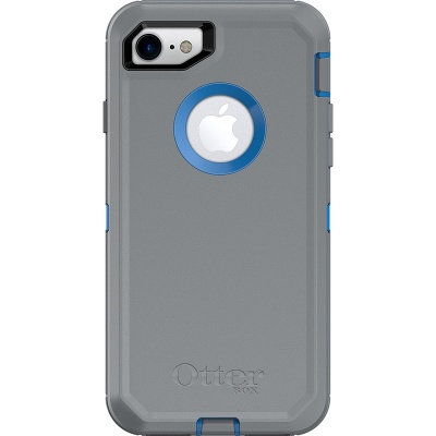iPhone 7 / iPhone 8 Case OtterBox Defender Series- Grey