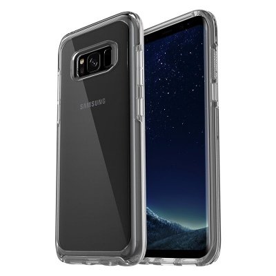 Samsung S8 Plus OtterBox Symmetry Series  Case Clear