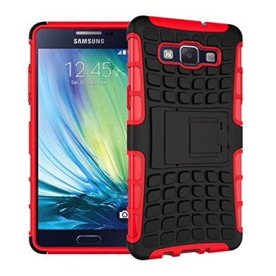 Samsung Galaxy A3(2015) Tyre Defender Red