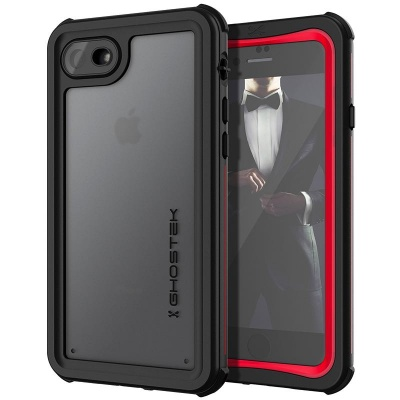 iPhone 7/8 Ghostek Nautical 2 Series Case Red