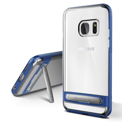 Samsung Galaxy S7 Goospery Dream Bumper Case CoralBlue