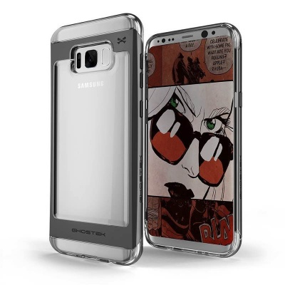 Samsung Galaxy S8  Plus Ghostek Cloak 2 Series Case Black